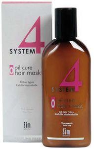 Sim System 4 O Oil Cure Hair Mask haudehoito