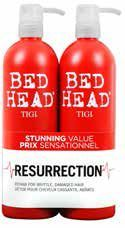 Tigi Bed Head Urban Antidotes Resurrection Tweens Tuplapakkaus (750 ml) shampoo & hoitoaine