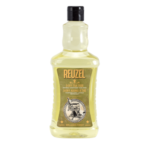 Reuzel 3in1 Tea Tree Shampoo 1000ml