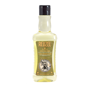 Reuzel 3in1 Tea Tree Shampoo 350ml