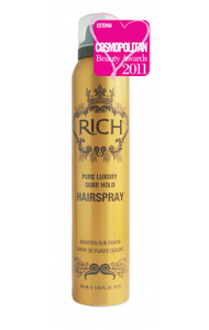 RICH Pure Luxury Sure Hold Hair Spray 200ml