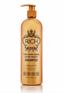 RICH Pure Luxury Argan Colour Protect Shampoo 750ml