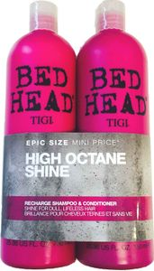 Tigi Bed Head Re-Charge Tuplapakkaus shampoo & hoitoaine (750 ml)
