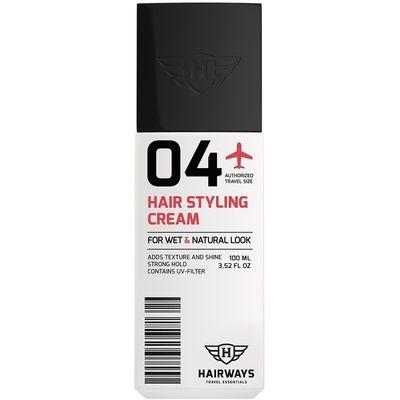 Hairways - 04 Hair Styling Cream 2 in 1 100 ml