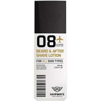 Hairways - 08 Beard & After Shave Lotion 100 ml