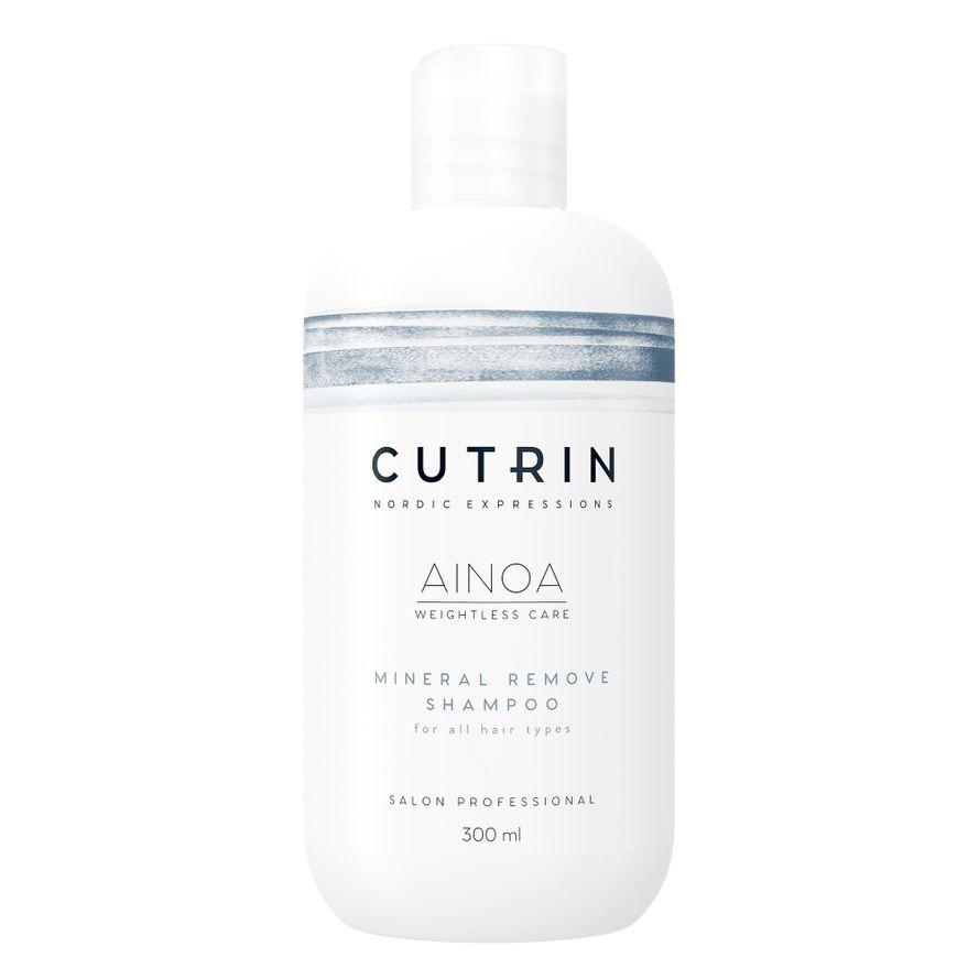Cutrin Ainoa Mineral Remove Shampoo 300 ml