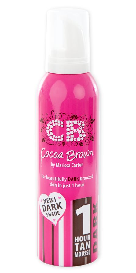 Cocoa Brown 1 Hour Tan Dark Mousse 150ml