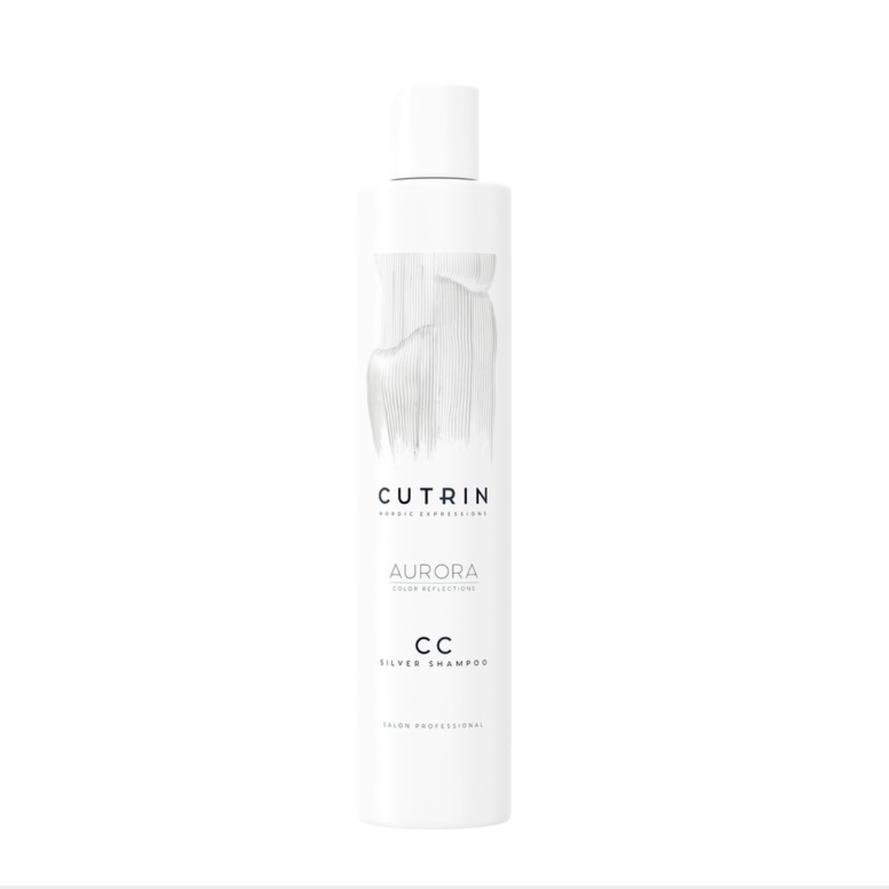 Cutrin Aurora CC Silver Hopeashampoo 250 ml