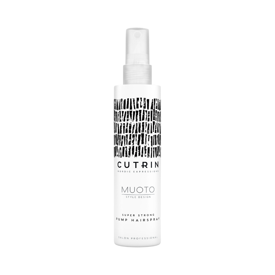 Cutrin Muoto Extra Strong Pump Hairspray pumppukiinne 200 ml