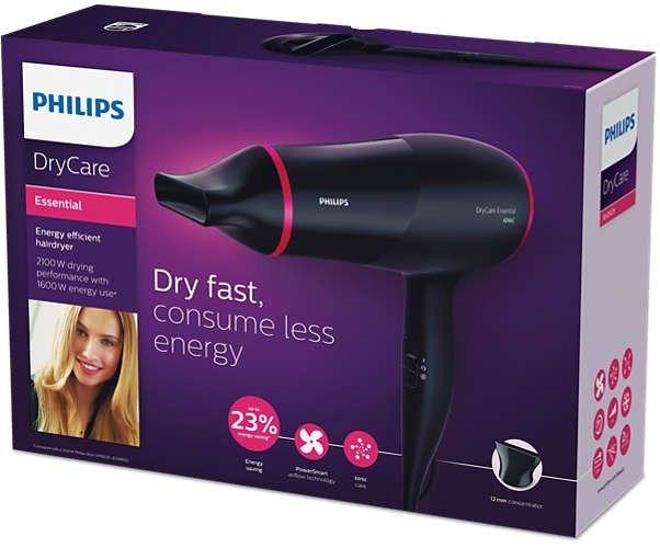 Philips BHD029/00 Hiustenkuivaaja 1600W