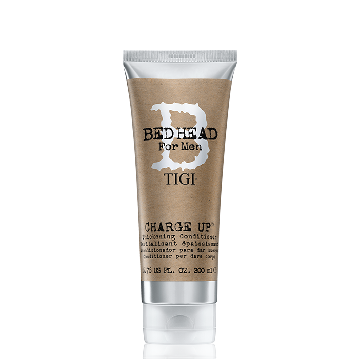 Tigi B For Men Charge Up Thickening Hoitoaine 200 ml