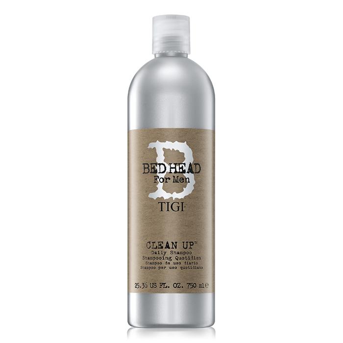 Tigi B For Men Clean Up Daily Shampoo 750 ml