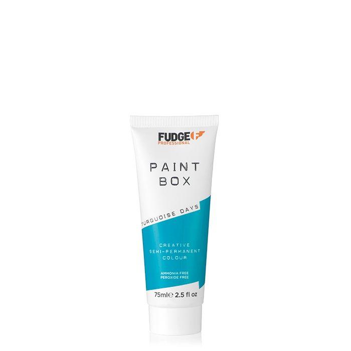 Fudge Paintbox Turqouise Days 75 ml New