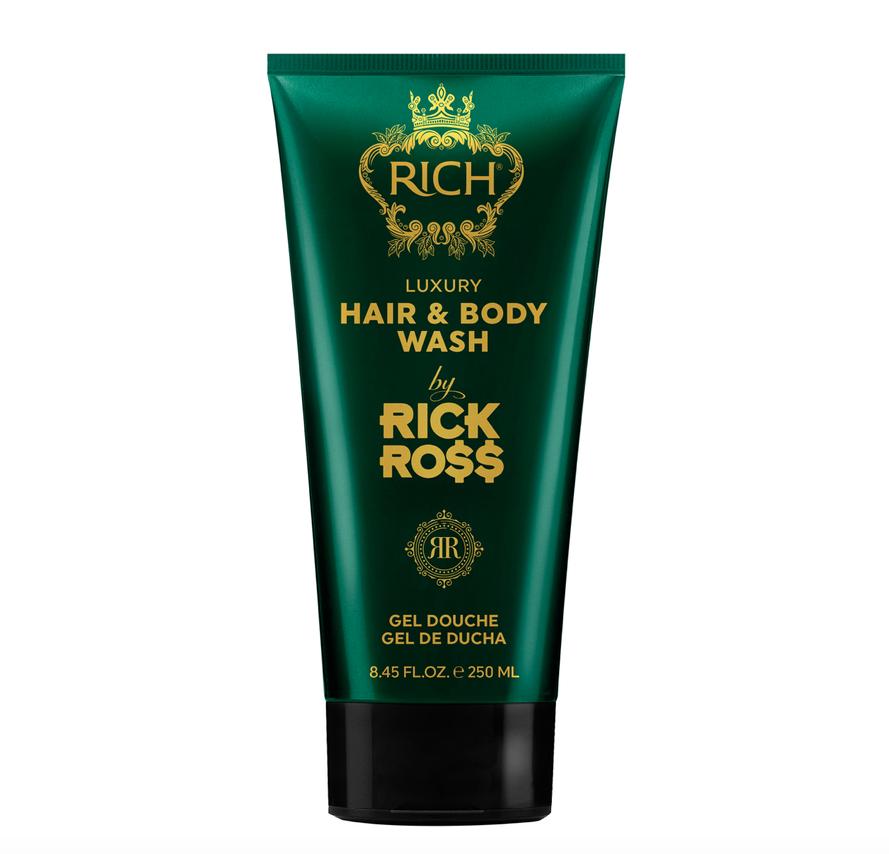 RICH by Rick Ross Luxury Hair & Body Wash 250 ml