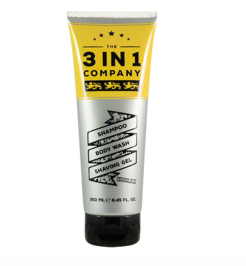 RICH 3in1 Shampoo, Body wash, Shaving gel 250ml