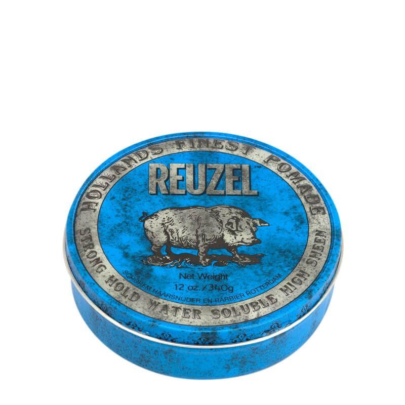 Reuzel Blue Strong Hold High Sheen Pomade 340g