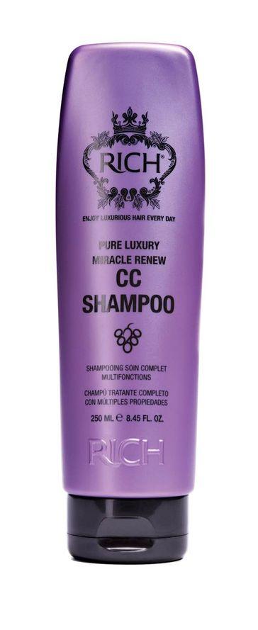 RICH Pure Luxury Miracle Renew CC Shampoo - 250 ml