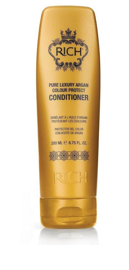 RICH Pure Luxury Argan Colour Protect Hoitoaine - 200 ml