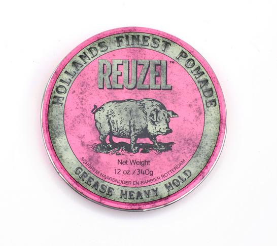Reuzel Pink Heavy Hold Grease 113g