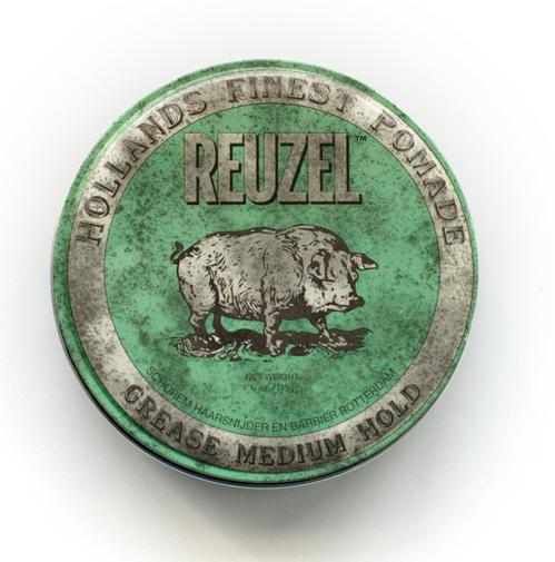 Reuzel Green Medium Hold Grease 113g